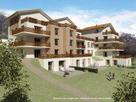 Résidence secondaire Appartement neuf de 4.5 pièces à Sornard/Haute-Nendaz avec finitions à choix
