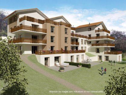 Résidence secondaire Appartement neuf de 2.5 pièces à Sornard/Haute-Nendaz avec finitions à choix